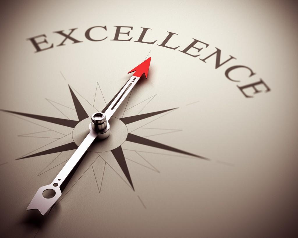 excelencia como meta